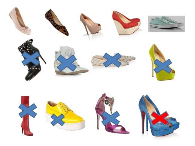 Foto 01 sapatos